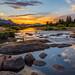 Sunset Sunday Night by Jeffrey Sullivan