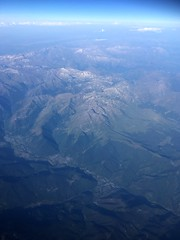 Spain from the air