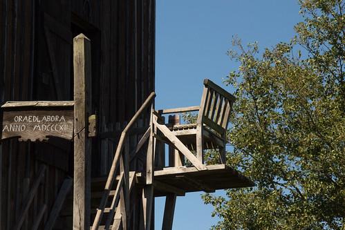 europäischesbrotmuseum windmühle bockmühle sitzbank
