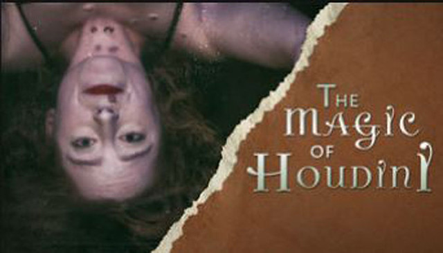 Dayle Krall on the The Magic of Houdini cover on Netflix!