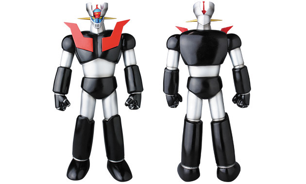 《超級機器人列傳》「無敵鐵金剛」與「大魔神」大尺寸作品【再次販售!】