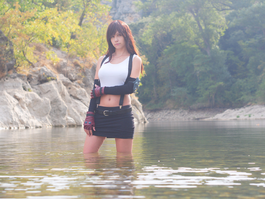 related image - Shooting Tifa Lockhart - Final Fantasy - Gorges de l'Hérault - 2016-08-17- P1520576