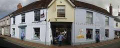 An excursion to the Roald Dahl museum in Great Missenden, Buckinghamshire