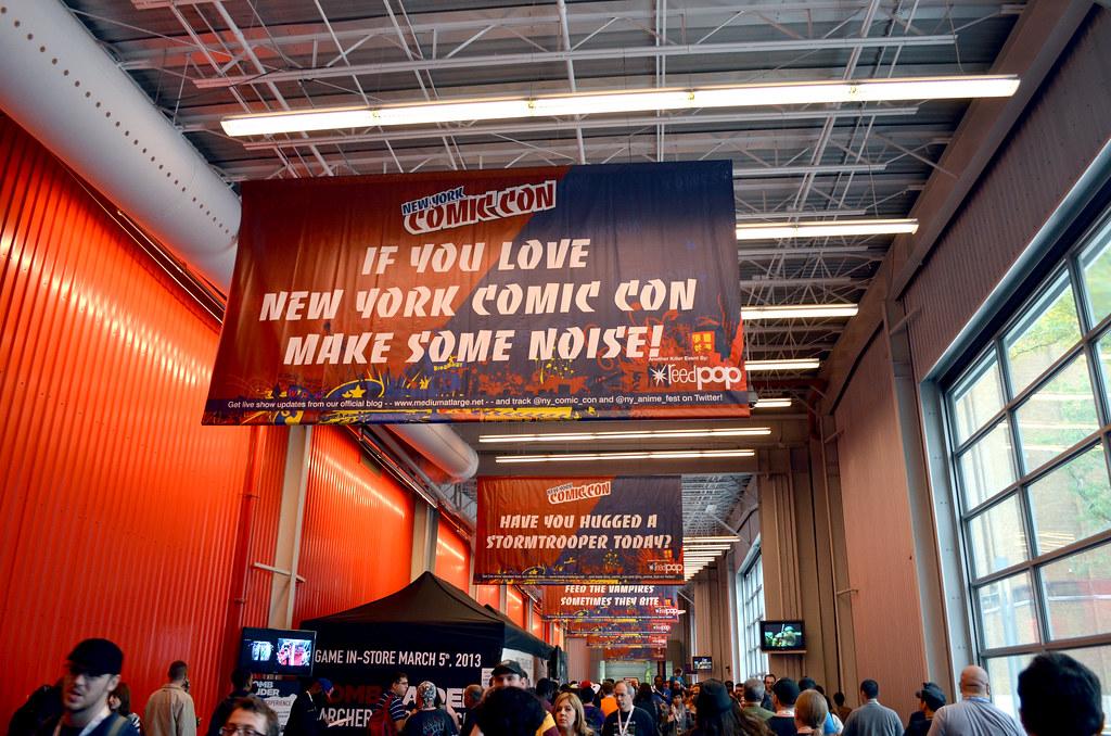 New York Comic Con 2012 Goodsmile Company