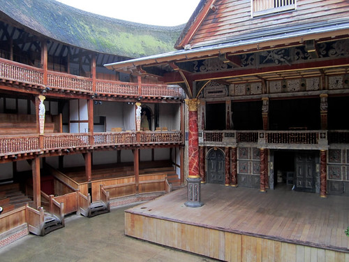 Shakespeare`s Globe Theatre