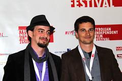 Regisseure-Arne Nostitz-Rieneck-und-Nino-Leitner