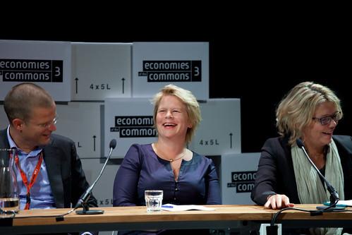 Paul Keller, Marjan Hammersma & Sandra den Hamer