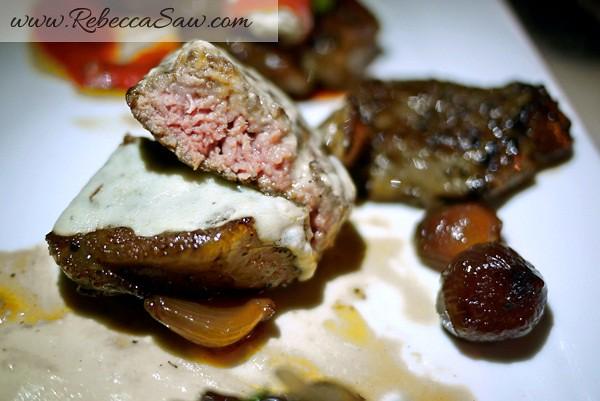 steaks at QBA Latin bar and grill westin kl-030