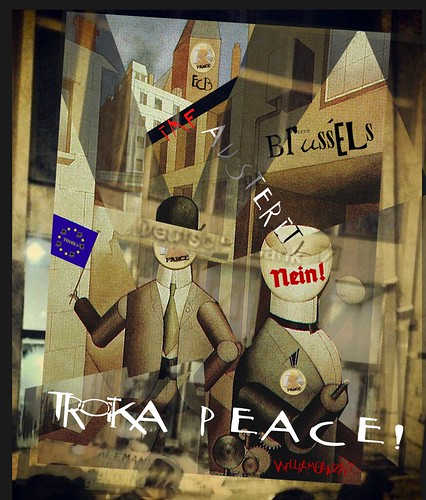 TROIKA PEACE by Colonel Flick