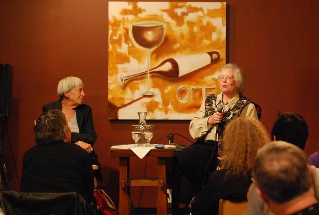 Ursula K. Le Guin. Vonda McIntyre