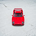 Ferrari F40 at Bonneville Salt Flats by Folk|Photography