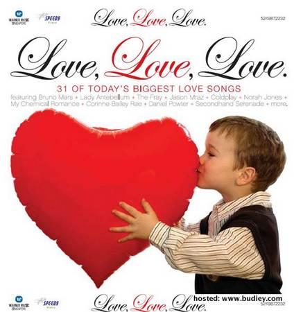 Album Kompilasi Love Love Love