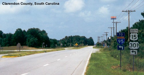 Clarendon County SC