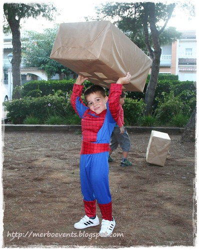 Actividades32Kit de fiesta spiderman. Merbo events