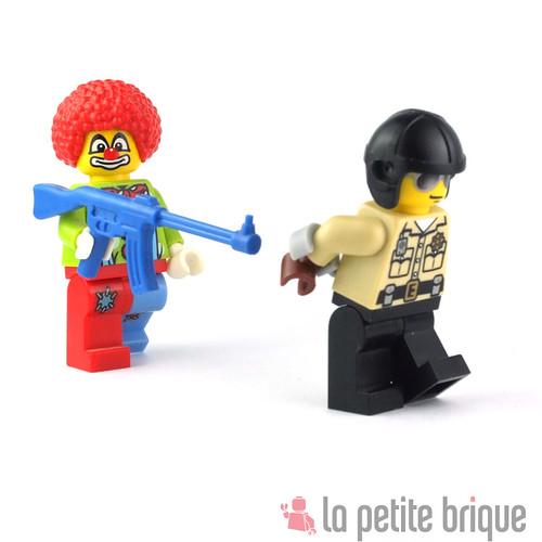 Clown Brigade : No fine ! by La Petite Brique