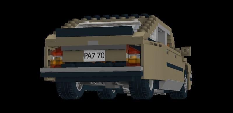 Citro 235 N Gs Birotor 1973