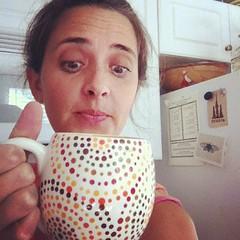 New #dottery mug from @bethanyactually !