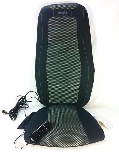 MCS 400H Shiatsu Massage Cushion Back Massager