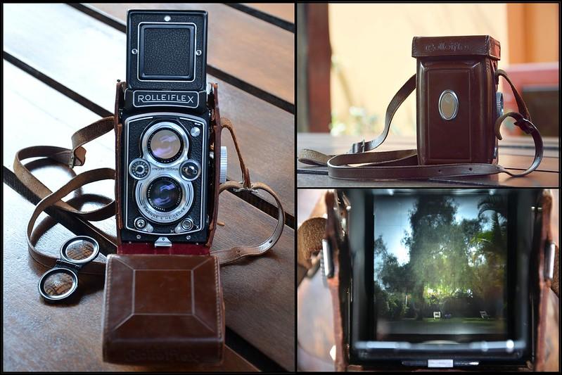 Rolleiflex Automat 6x6 - Model K4B
