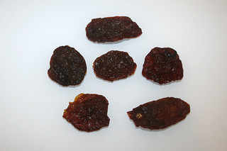04 - Zutat getrockenete Tomaten / Ingredient dried tomatoes