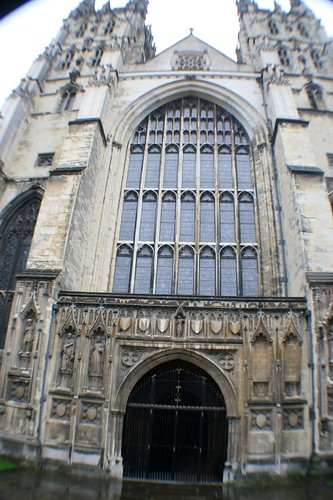West Entrance to Canterbury Cathedral