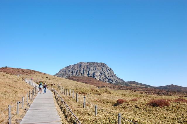 漢拿山國家公園 看見山頂