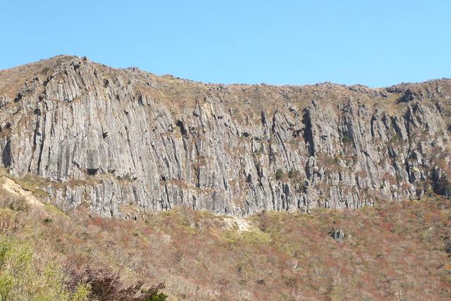 漢拿山國家公園 靈室奇岩