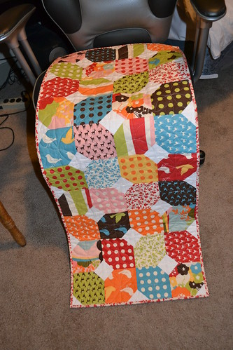 Road to TN Table Runner