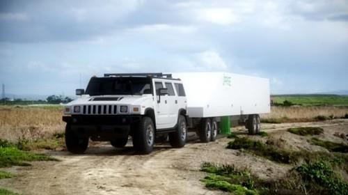 Этот контейнер можно будет отбуксировать на место установки при помощи мощного авто и установить без помощи множества специалистов и какого-либо дополнительного оборудования