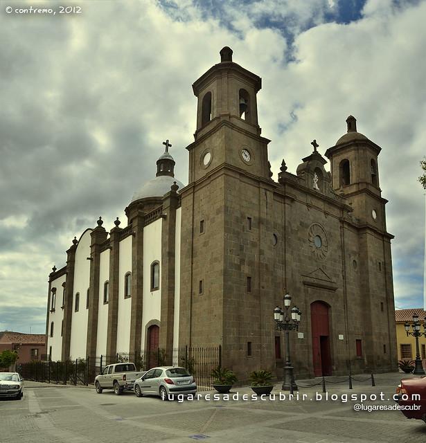Iglesia de Agüimes