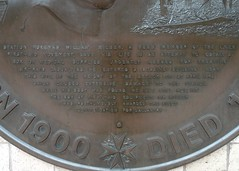 Photo of Bronze plaque № 10489