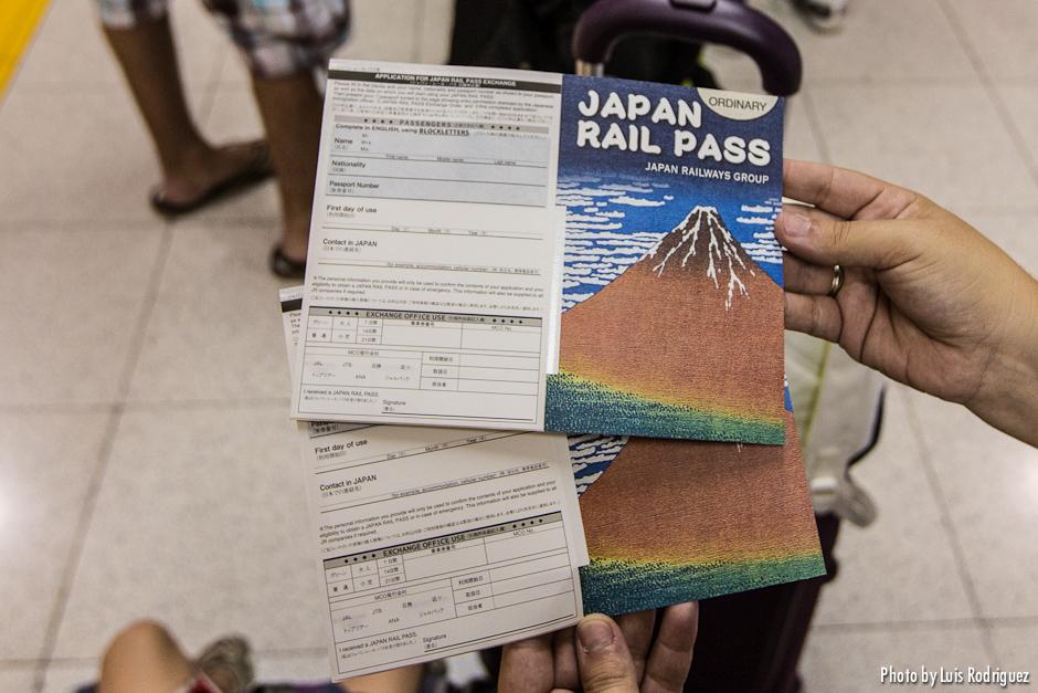 El nuevo JR Pass