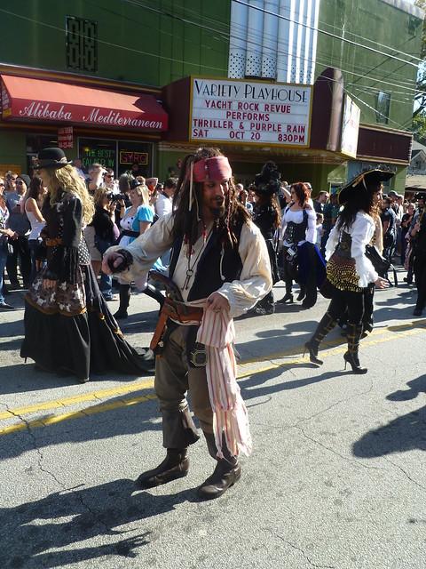 Pirate on Parade