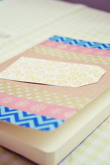 libreta decorada con washi tape (5)