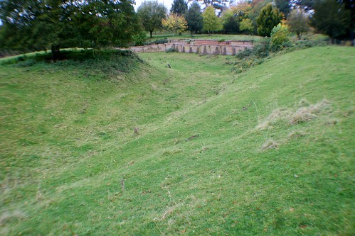 Wallingford Castle Earthworks