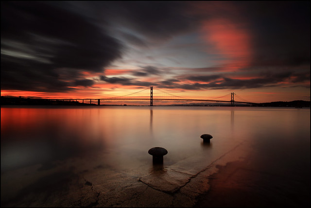 South Queensferry Sunset