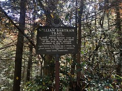 Bartram Trail Sign