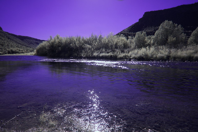 Rio Grande UV/IR test