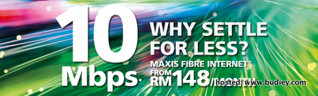 Maxis - 10,20,30Mbps banner