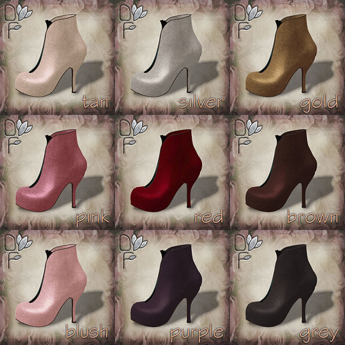 ERMES boots