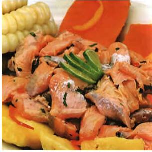 Ecuador trout