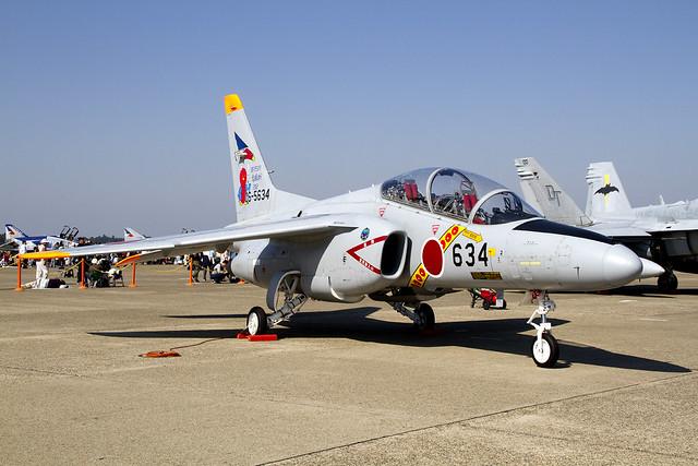 JASDF T-4 #634 302SQ