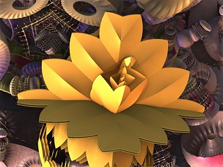 FLOWER INNA TRASH DUMP