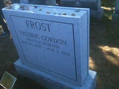 F. Gordon Frost Monument