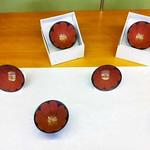 椿屋陶芸館 椿をモチーフにした作品