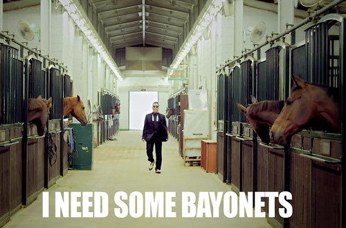 Horses and Bayonets 11