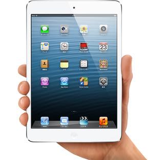 AppleがiPad mini等の新製品を発表