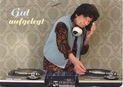 Grandma DJ