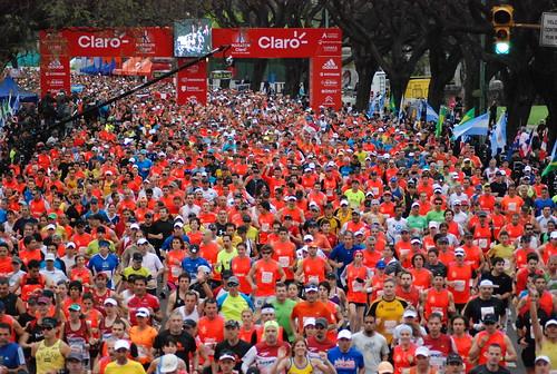 Un éxito el Maratón de Buenos Aires y cierre de la iniciativa adidas mi ciudad