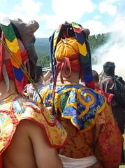jakar dancers